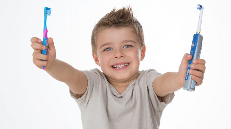 szczoteczka dla dziecka